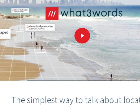 What3Words - RIN Webinar