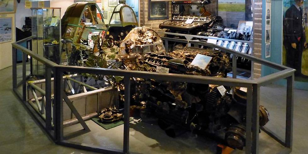 Visit to Tangmere Aviation Museum