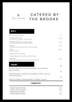 Brooke Catering