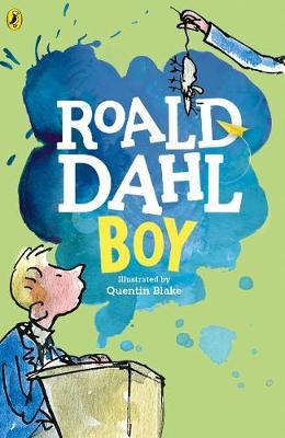 Reflections - Roald Dahl, Boy: Tales of Childhood