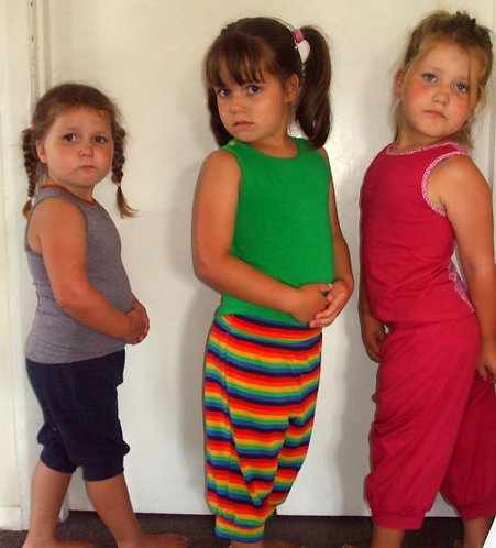 Banian Pants- 2-10 yrs PDF  pattern