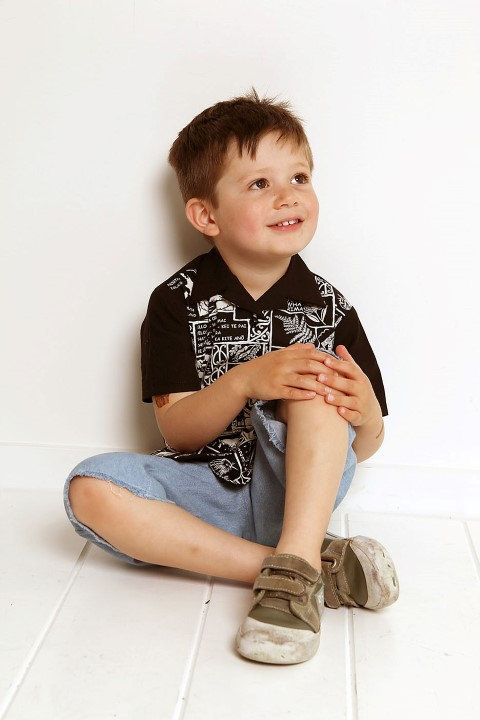 Trousers- sizes newborn - 18 mths- PDF pattern