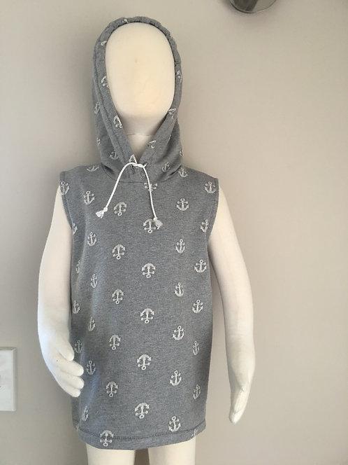 H & G Hooded Vest