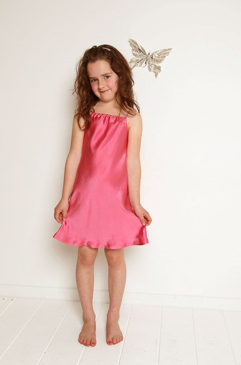 Girls Summer Dress- sizes 4-10 yrs - PDF Sewing Pattern