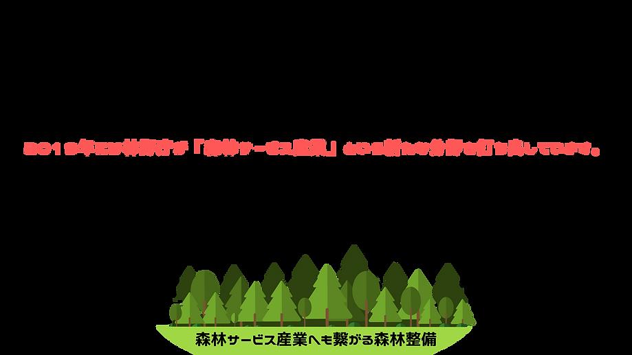 森林サービス産業とは?