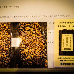 三重県 伊賀鉄道を応援 枕木オーナー制度で名入りのプレートが枕木に