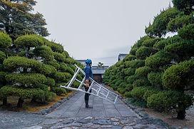 三重県菰野横山邸園 庭園管理