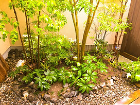三重県 庭園 庭手入れ