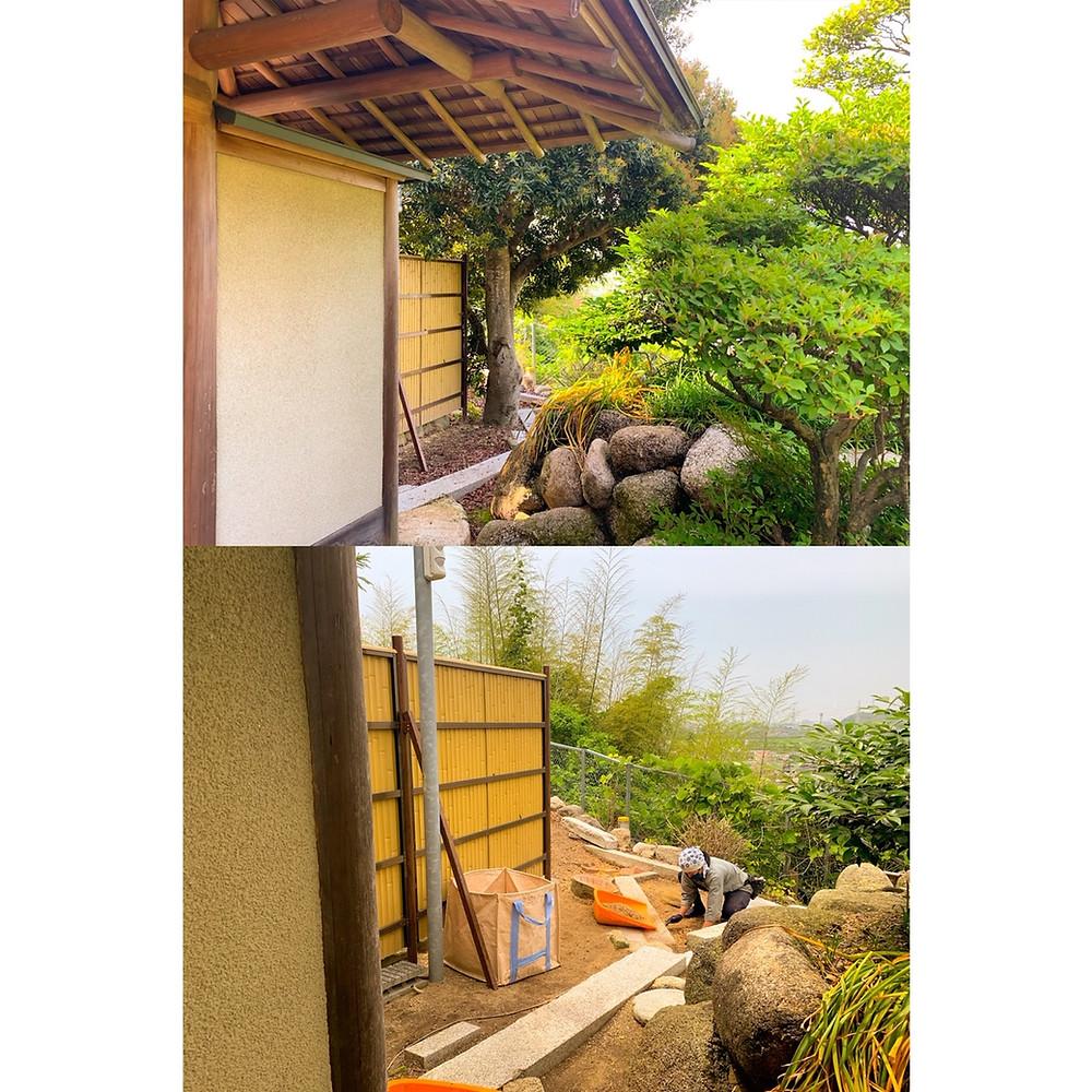 三重県桑名市にて樹木伐採のご相談事例