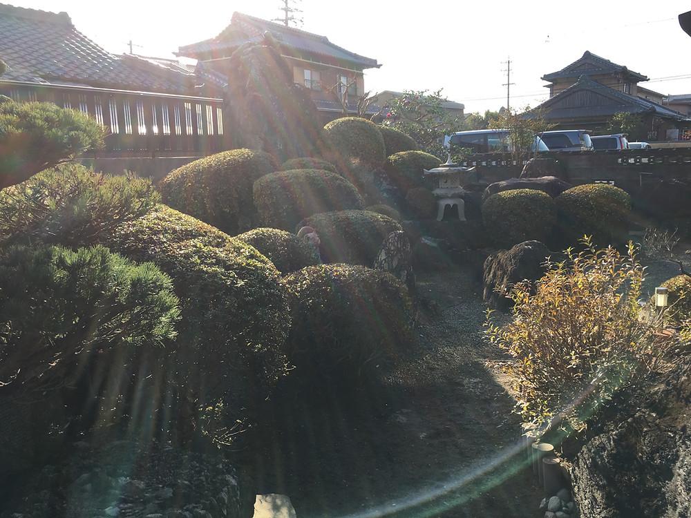 三重県庭手入れ