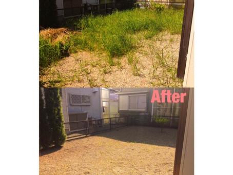 鈴鹿市 草刈り|雑草対策草刈り作業