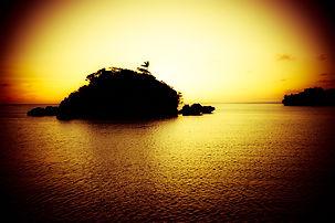 西表島の夕焼け.JPG
