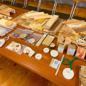 三重県松坂市にて行われた木育指導者養成講座 初級編に行ってきました。森のせんせい登録