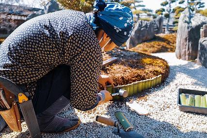 三重県 日本庭園 庭師.JPG