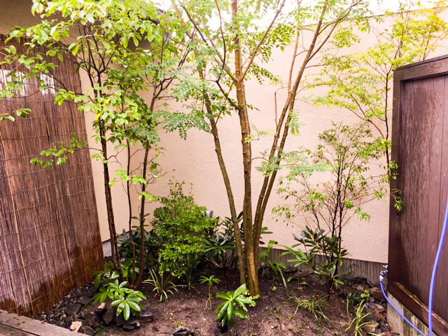 三重県庭木手入れ