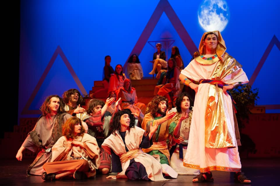 Joseph and the Amazing Technicolor Dreamcoat by Tim Rice