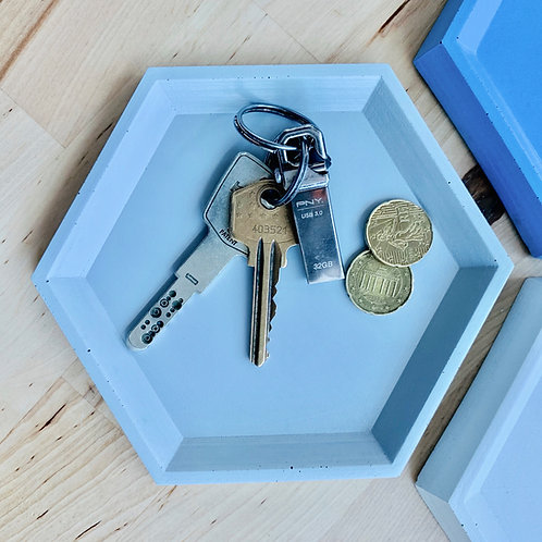 Kit DIY béton vide-poches