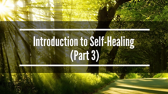 self healing 3