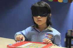 Blindfold Training
