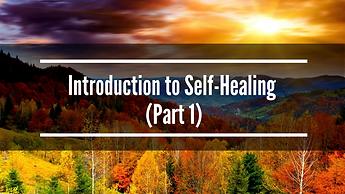 self healing 1