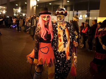 Halloween Zoetermeer.Stadshart Halloween Walk Zoetermeer