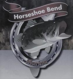 Client Logo - Horseshoe Bend Marina (denim)