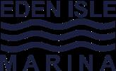 cLEINT LOGO - EDEN ISLAND MARINA (DENIM)
