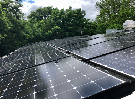 Harvest Solar on Choosing Renewable Energy, Living 'Softly'