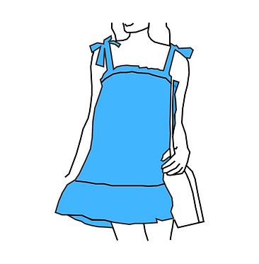 The Azalea Dress