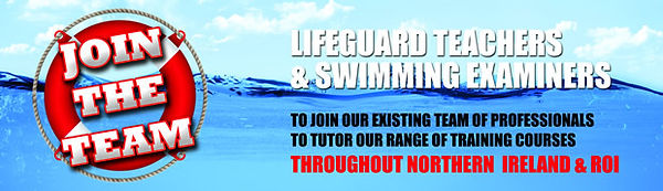 Lifeguard Teachers & Swimming Examiners