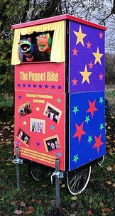 puppet bike