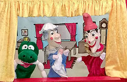 puppets punch and judy