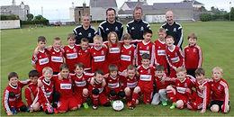 Larne Youth U9 Team
