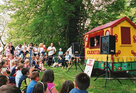 Mobile Puppet Show