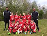 Larne Youth U11 Team