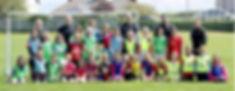 Larne Youth Girls Team
