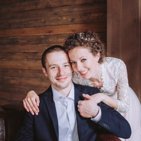 Свадьба - Эльвира и Дима