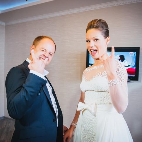 Свадьба - Маша и Сережа