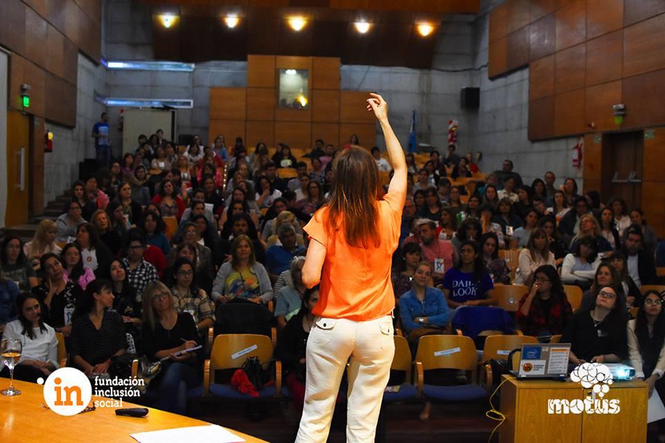 """Marisa Failla - """"La educación emocional en el cuerpo"""""""