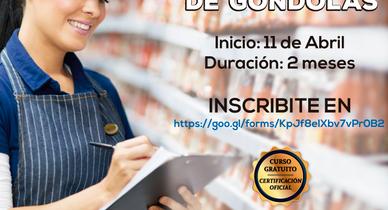 ¡Abrieron las inscripciones para el curso GRATUITO para REPOSITOR DE GÓNDOLAS!