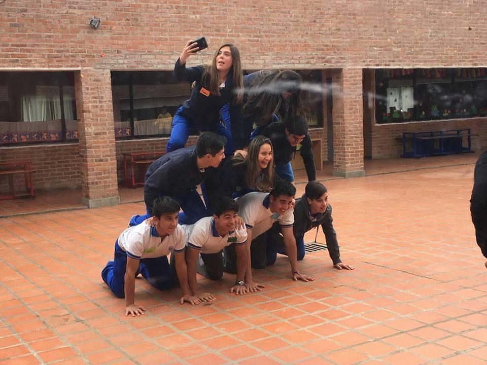 Cresi del Colegio Mano Amiga Santa Maria de Pilar, Buenos Aires
