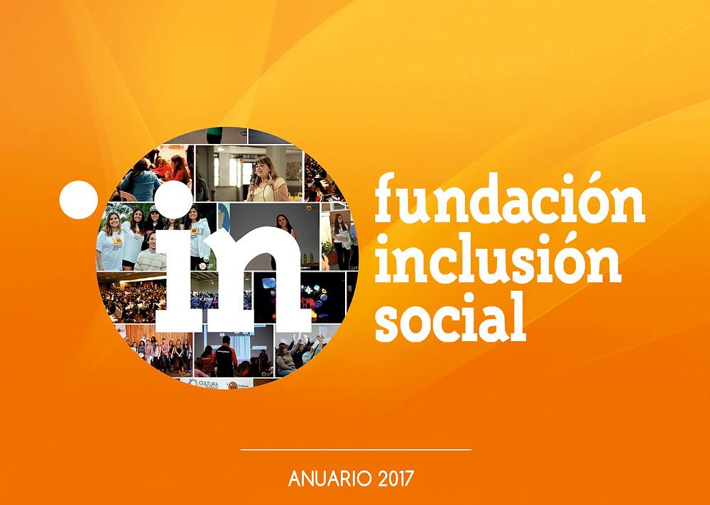 Anuario de la fundación de las actividades que se hicieron durante 2017