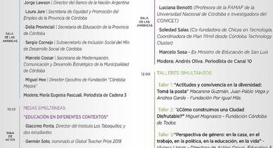 Programa del XV Congreso Internacional Cultura del Trabajo: ahora es cuando