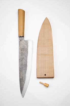 Couteau de chef - Gyuto 24cm