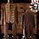 Thumbnail: Brown Rogue Captain Frock Coat