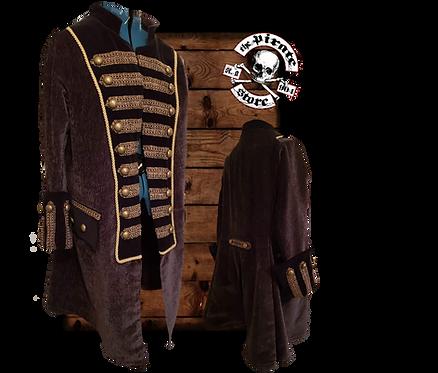 BlackGold Captains Frockcoat