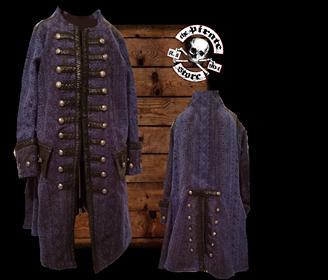 BlackSails Inspired  Frock Coat
