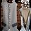 Thumbnail: Grey linen Quarter Master Waistcoat