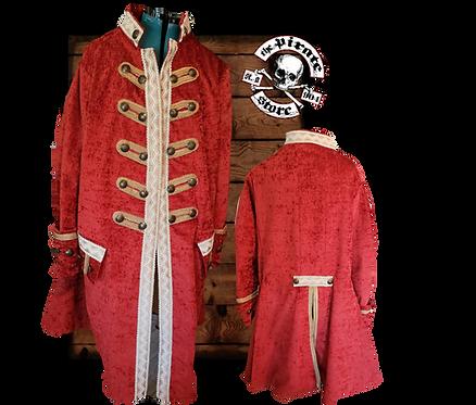 British influenced Frock Coat