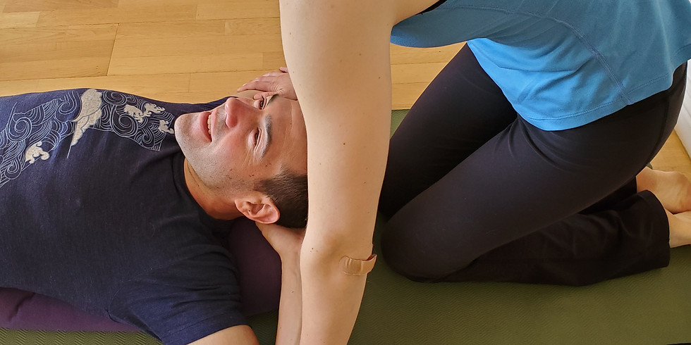 Valentine's Day Partner Yoga 90-Min Online Workshop